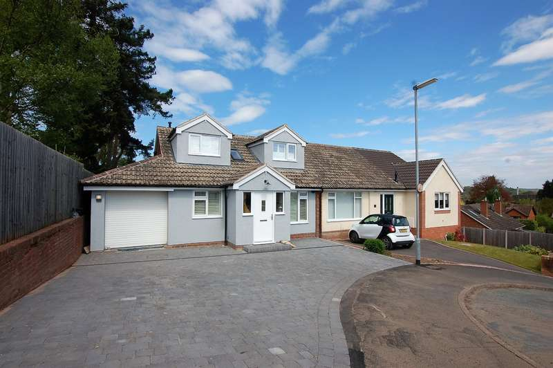 4 Bedrooms Bungalow for sale in Church View Gardens, Kinver, DY7 6EE