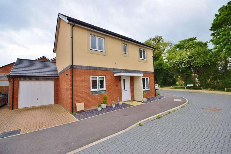 3 Bedrooms Detached House for sale in Sherborne Fields, Basingstoke, RG24