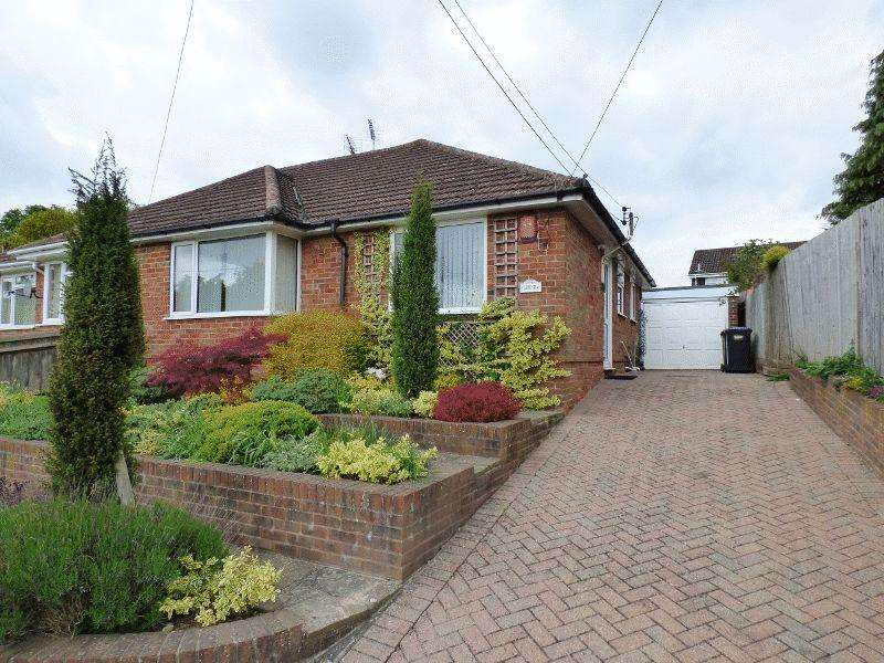 2 Bedrooms Semi Detached Bungalow for sale in Ardingly Road, Cuckfield