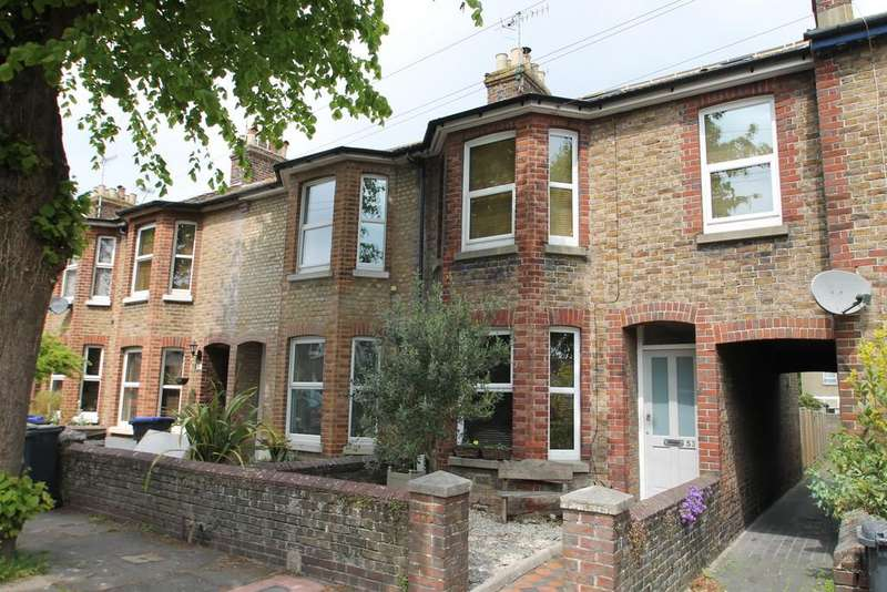 4 Bedrooms Terraced House for sale in Southfield Road, Worthing, BN14 9EH