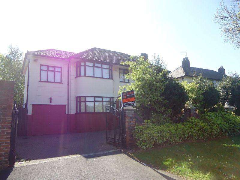 4 Bedrooms Detached House for rent in Queens Drive, Childwall, Liverpool