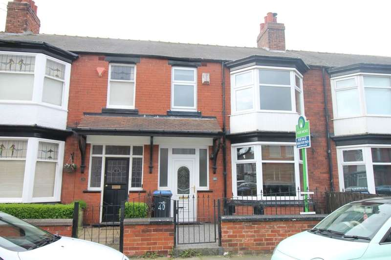 3 Bedrooms Property for sale in Lambeth Road, Middlesbrough, TS5