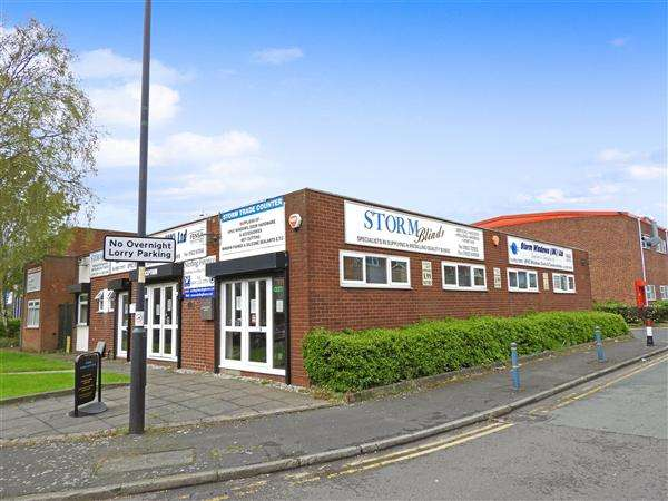 Commercial Property for sale in Storm House, Long Street, Premier Business Park, Walsall