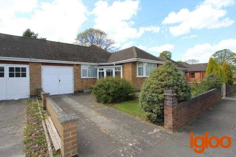 2 Bedrooms Bungalow for sale in Judith Drive, Leicester
