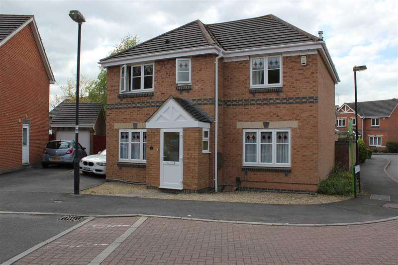 4 Bedrooms Detached House for sale in Bowles Road, Abbey Meads, Swindon