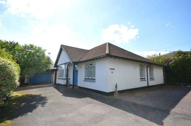5 Bedrooms Detached Bungalow for sale in Church Hill, Pinhoe, Exeter, Devon