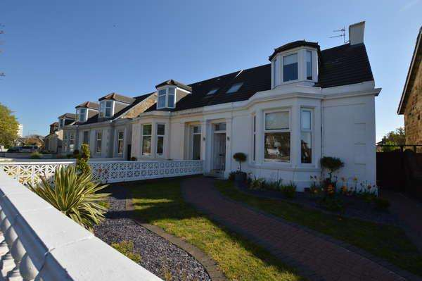 5 Bedrooms Semi-detached Villa House for sale in 64 Ardrossan Road, Saltcoats, KA21 5BW
