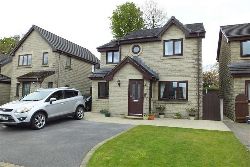 4 Bedrooms Detached House for sale in Banks Bridge Close, Barnoldswick, Lancashire, BB18