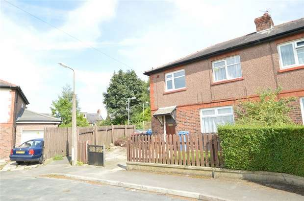 3 Bedrooms Semi Detached House for sale in Turner Road, Marple, Stockport, Cheshire
