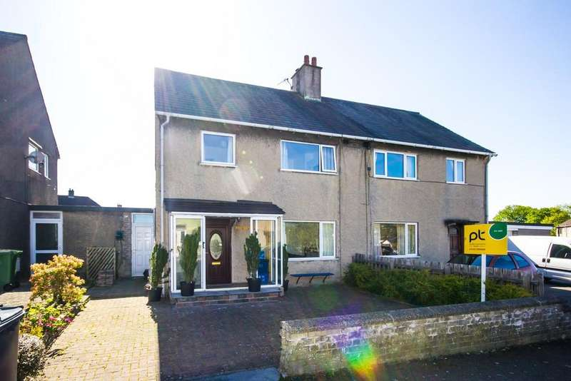 3 Bedrooms Semi Detached House for sale in 18 Jenkin Rise, Kendal