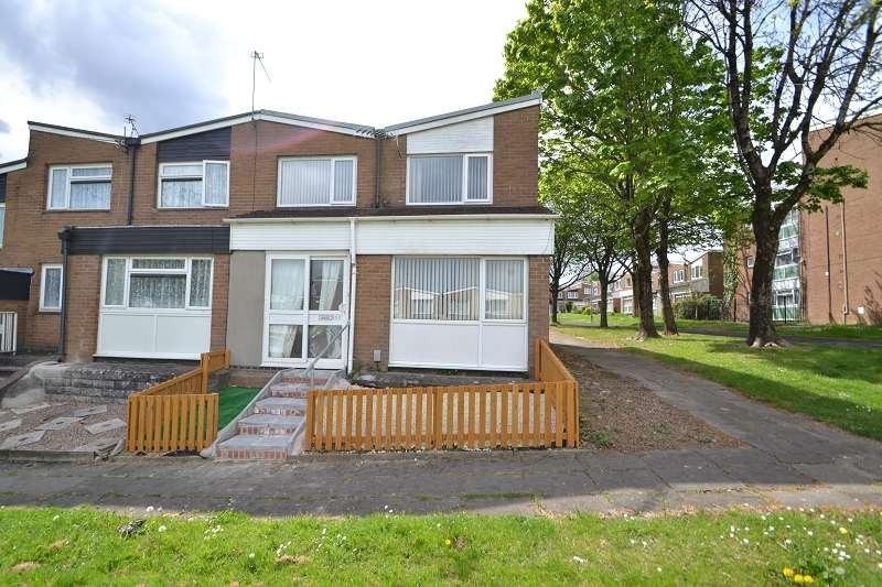 3 Bedrooms End Of Terrace House for sale in 150 Chapel Wood, Llanedeyrn, Cardiff. CF23 9EH