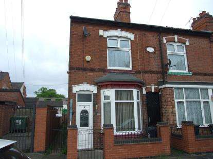3 Bedrooms End Of Terrace House for sale in Stafford Street, Leicester