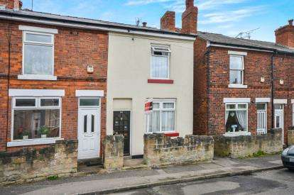 2 Bedrooms End Of Terrace House for sale in George Street, Mansfield, Nottinghamshire