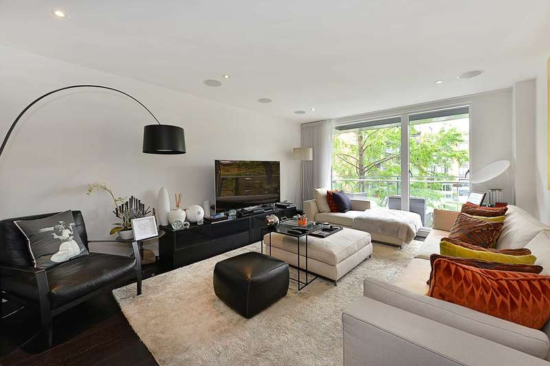 3 Bedrooms Apartment Flat for sale in Moore House Chelsea SW1W
