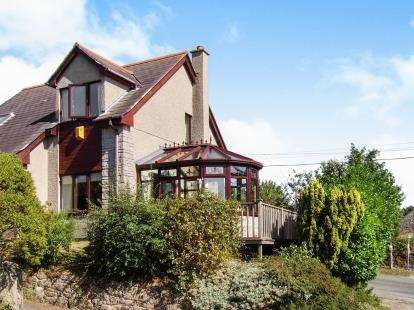 3 Bedrooms Link Detached House for sale in St Stephen, St Austell, Cornwall