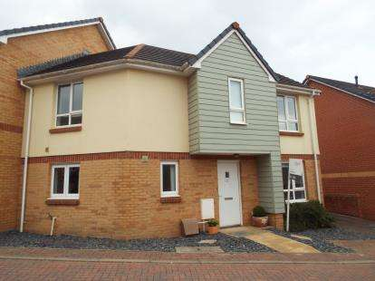 3 Bedrooms Semi Detached House for sale in Teignmouth, Devon