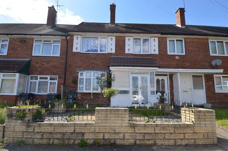3 Bedrooms Terraced House for sale in Nutgrove Close, Kings Heath, Birmingham