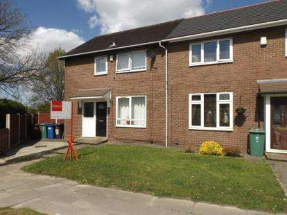 2 Bedrooms Terraced House for sale in Mersey Square, Whitefield, Manchester, Greater Manchester