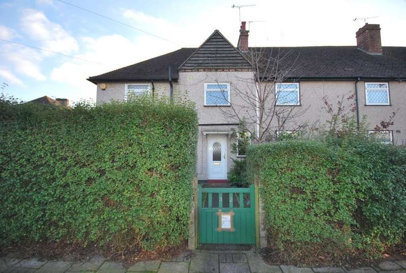 3 Bedrooms Terraced House for sale in Mons Way BR2