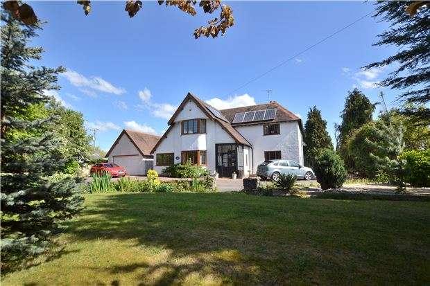 4 Bedrooms Detached House for sale in Grasmere Tewkesbury Road, Elmstone Hardwicke, Cheltenham, Glos, GL51 9SY