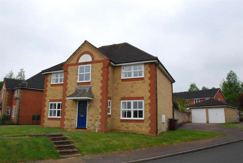 4 Bedrooms Detached House for sale in Appledown Drive