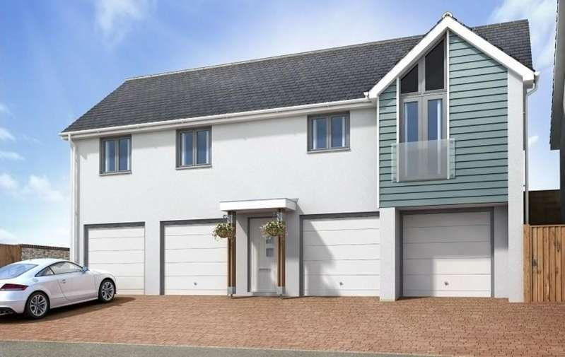2 Bedrooms Detached House for sale in Plot 86 | Primrose Hill | Off Plantation Way | The Willows