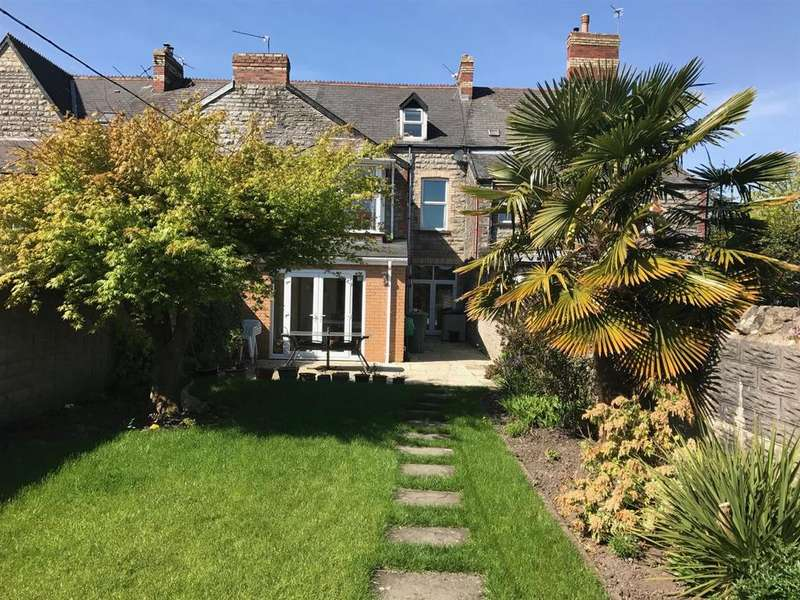 6 Bedrooms Terraced House for sale in Cwrt-Y-Vil Road, Penarth