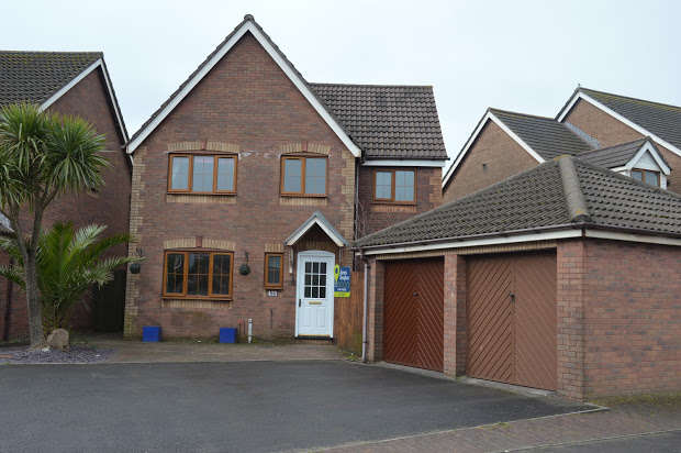 4 Bedrooms Detached House for sale in Mariners Point, Port Talbot, SA12