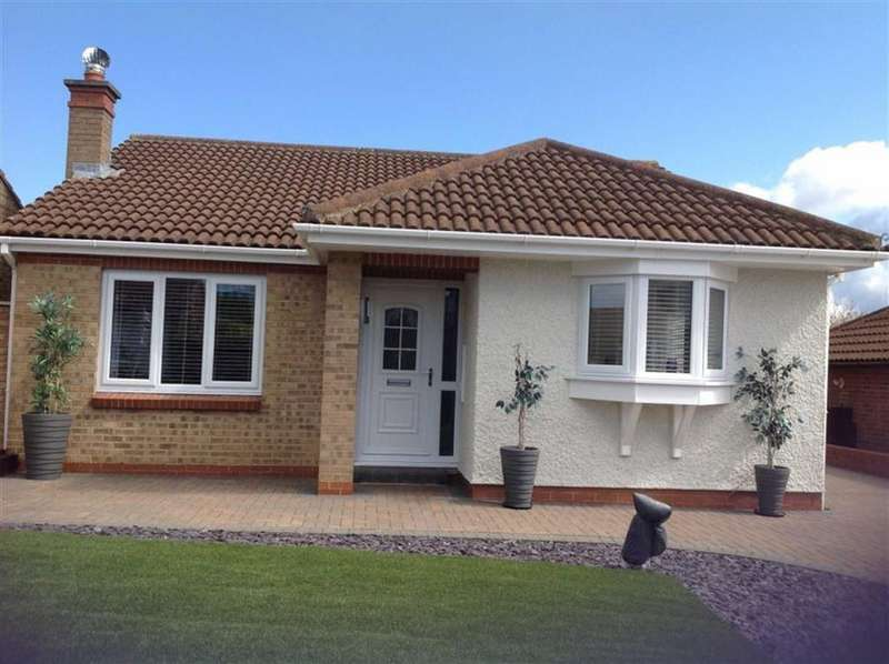 2 Bedrooms Detached Bungalow for sale in Grange Court, Newton Aycliffe, County Durham
