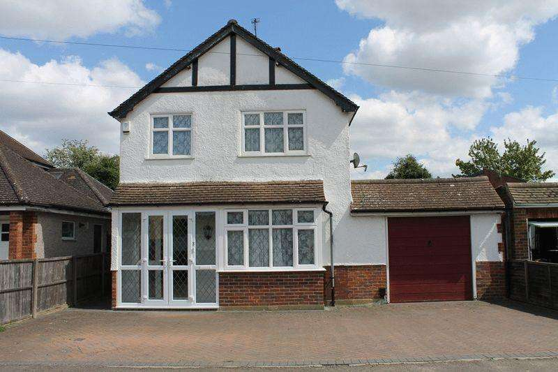 3 Bedrooms Detached House for sale in LEATHERHEAD