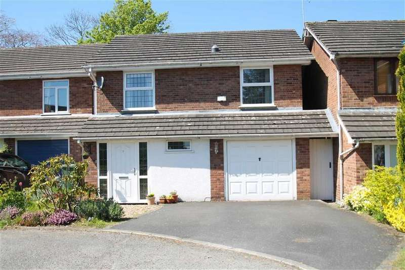 3 Bedrooms Detached House for sale in Meadow Close, Cuddington