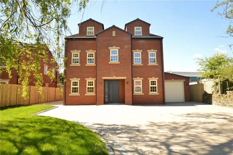 5 Bedrooms Detached House for sale in Plot 3, Willow Tree Gardens, Cross Lane, Birkenshaw