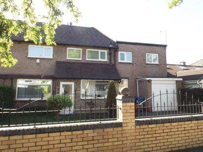 4 Bedrooms Semi Detached House for sale in Garden Lane, Fazakerley, Liverpool, Merseyside, L9