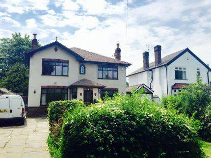5 Bedrooms Detached House for sale in High Street, Hale Village, Liverpool, Cheshire, L24