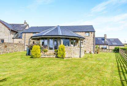 5 Bedrooms Barn Conversion Character Property for sale in Burrow Heights Farm, Burrow Heights Lane, Lancaster, LA2