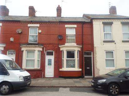 2 Bedrooms Terraced House for sale in Molyneux Road, Kensington, Liverpool, Merseyside, L6