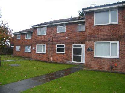 2 Bedrooms Flat for sale in Berwyn Court, Town Lane, Southport, Merseyside, PR8