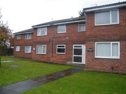 2 Bedrooms Flat for sale in Berwyn Court, Town Lane, Southport, Merseyside, PR8