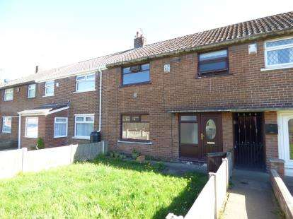 3 Bedrooms Terraced House for sale in Green Oaks Path, Widnes, Cheshire, WA8