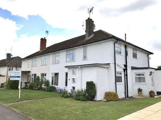 2 Bedrooms Maisonette Flat for sale in Basingstoke, Hampshire