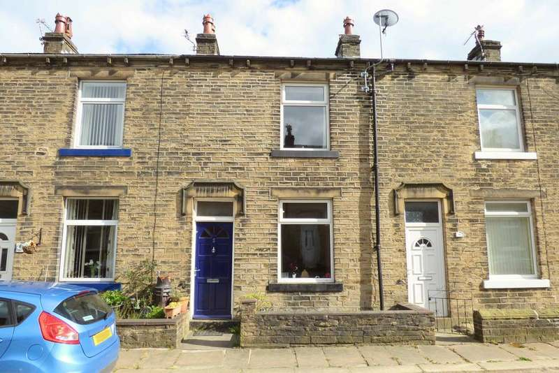 2 Bedrooms Terraced House for sale in Gaythorne Terrace, Hipperholme HX3