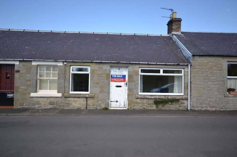 2 Bedrooms Terraced House for sale in 14, South Liddle Street Newcastleton, TD9 0RW