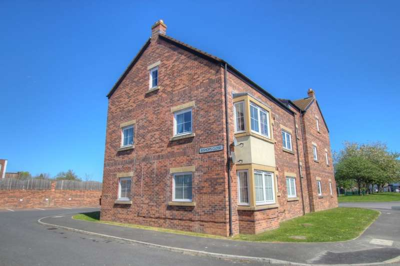 2 Bedrooms Flat for sale in Bishops Close, Durham, DH1