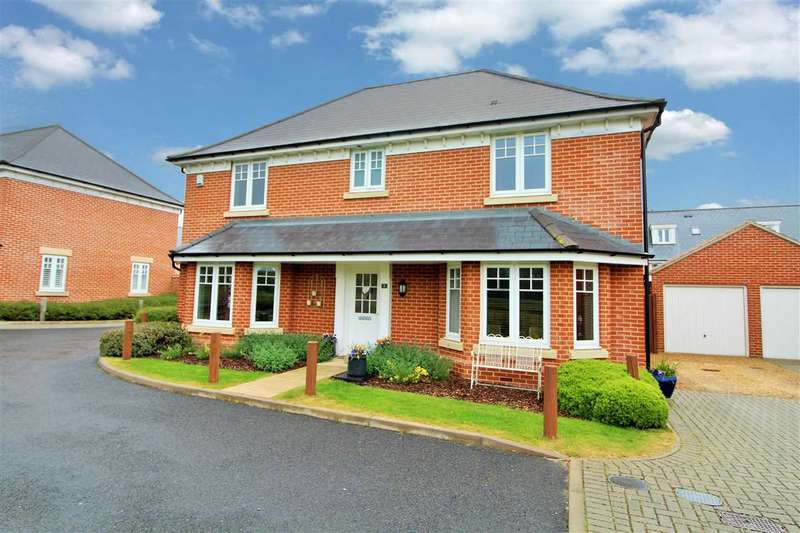 4 Bedrooms Detached House for sale in Gala Close, Great Horkesley, Colchester