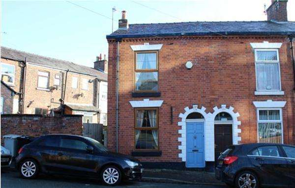 2 Bedrooms End Of Terrace House for sale in Newton Street, Macclesfield