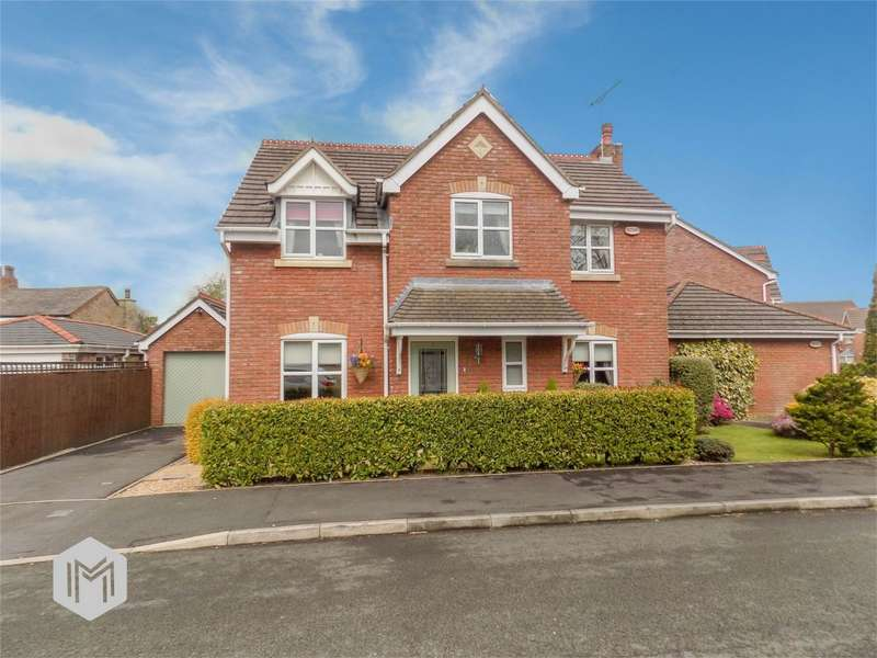 4 Bedrooms Detached House for sale in Forsythia Drive, Clayton-le-Woods, Chorley, Lancashire