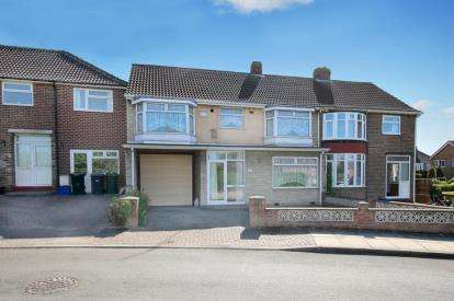 5 Bedrooms Semi Detached House for sale in Stag Crescent, Rotherham, South Yorkshire