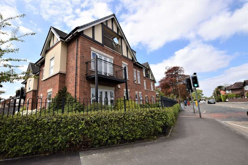 2 Bedrooms Flat for sale in Hazel Gardens, Cheadle Hulme