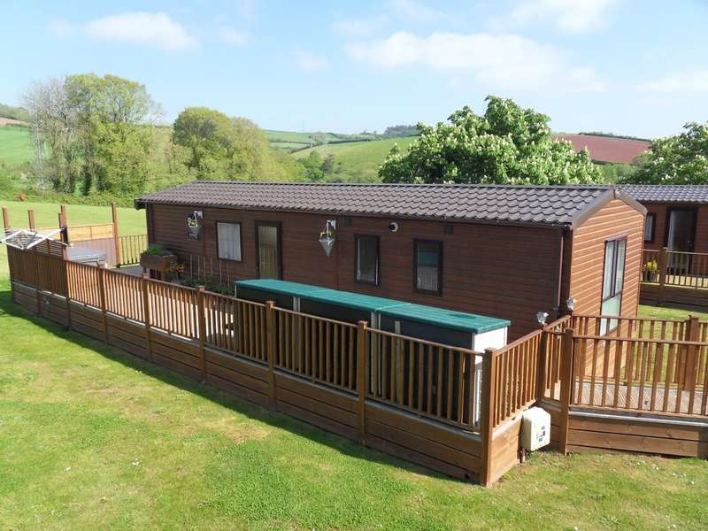 2 Bedrooms Mobile Home for sale in Moonshadow Rise, Devon Hills Holiday Village