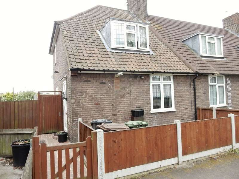 2 Bedrooms End Of Terrace House for sale in Dagenham Avenue, Dagenham, Essex, RM9 6LJ